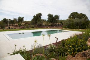 Giardino Villa Piscina Ostuni #2