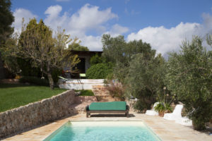 Giardino mediterraneo con Piscina Ostuni #4