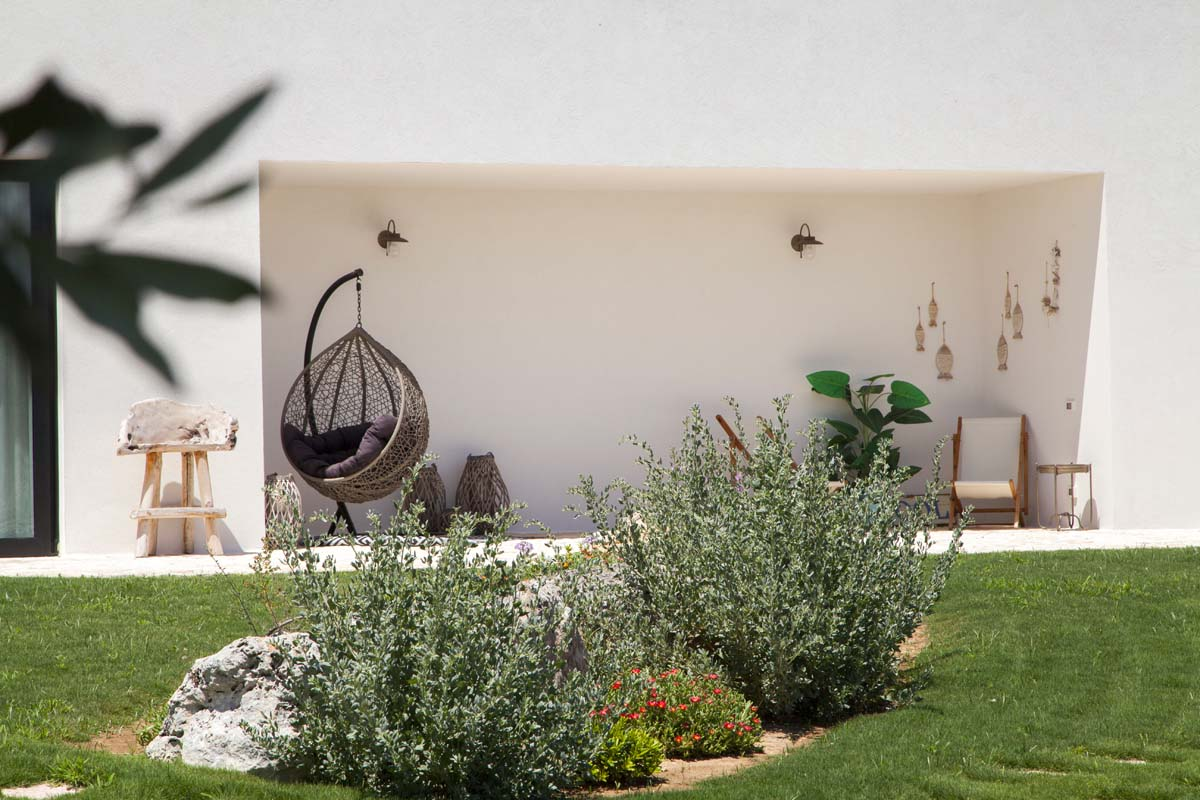 Verde mediterraneo Villa Ceglie Messapica #7