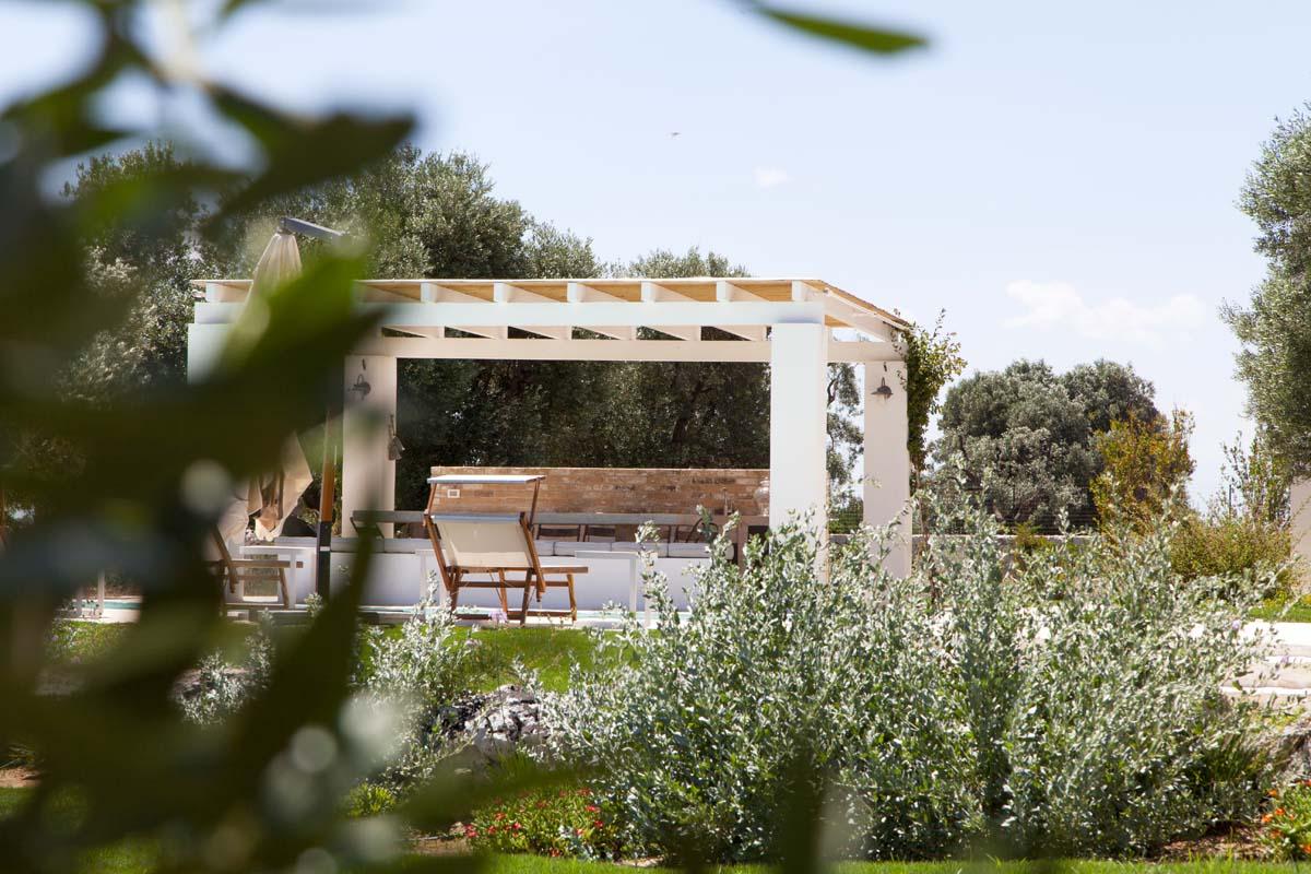 Ceglie Messapica progetto giardino #7