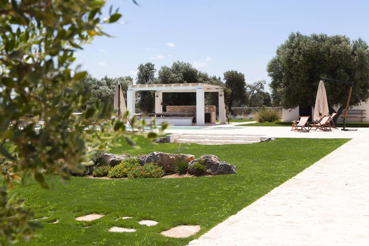 Giardini Villa Ceglie Messapica #7