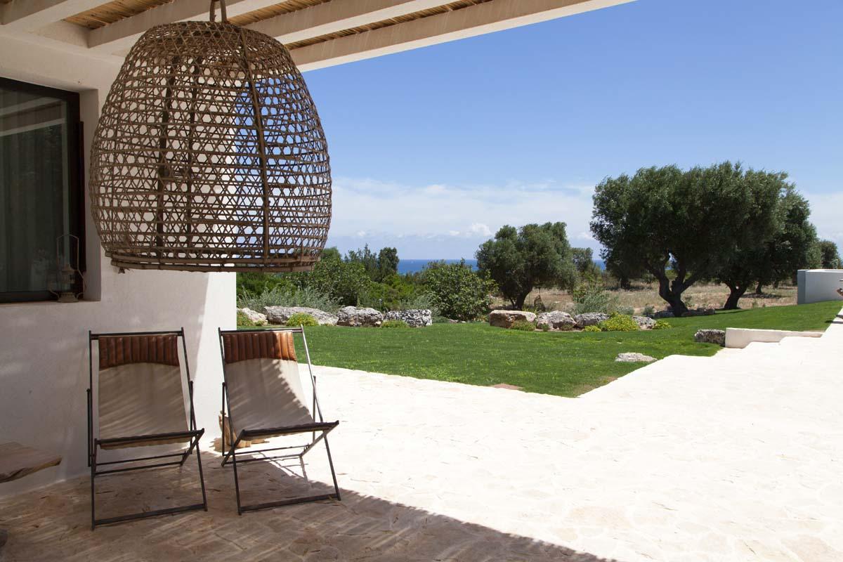 Design Esterni Villa Ceglie Messapica #7