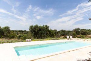 Progettazione Giardini piscina Ostuni #8