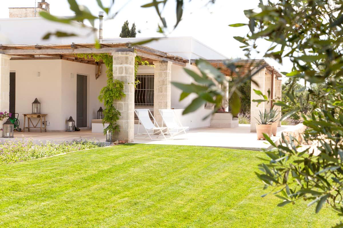 Progettazione verde a Brindisi Ostuni #8