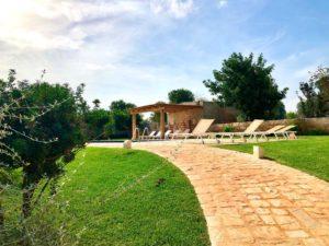 Giardino sentieri masseria Ostuni #9